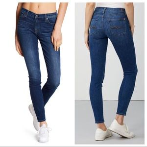 7 For All Mankind Gwenevere Skinny Jeans 27